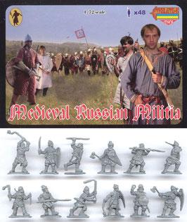 STRELETS M048 MEDIEVAL RUSSIAN MILITIA