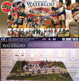 AIRFIX A50048 WATERLOO BATTLE SET