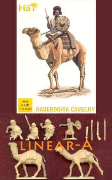 HÄT 8208 HADENDOWA CAMELRY