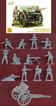 HÄT 8094 WWI OTTOMAN ARTILLERY + GUNS