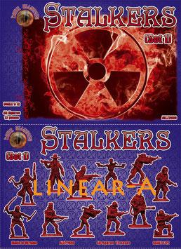 DARK ALLIANCE ALL 72039 Stalkers Set 1