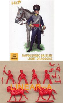 HÄT 8307 British Light Dragoons
