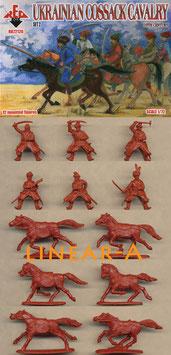 REDBOX 72126 Ukrainian Cossack Cavalry 16 Century Set 2