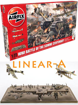 AIRFIX A50178  Battle of the Somme Centenary Gift Set 1:72