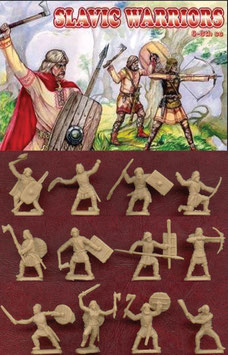 ORION 72028 SLAVIC WARRIORS 6-8th Century
