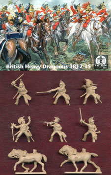 WATERLOO AP053 BRITISH HEAVY DRAGOONS 1812-1815