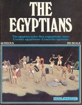 ATLANTIC #1502 The Egyptian Army - Secondhand