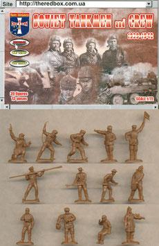ORION 72046 SOVIET TANKMEN AND CREW 1939-1942