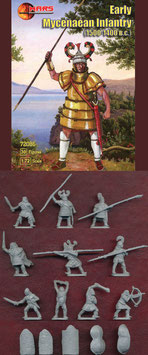 MARS  72086 EARLY MYCENAEAN INFANTRY