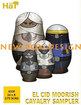 HÄT 8339 El Cid Moorish Cavalry Sampler
