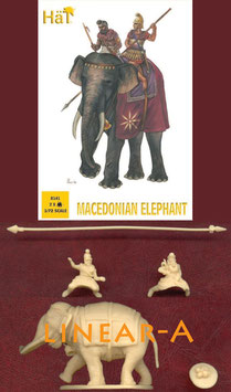 HÄT 8141 MACEDONIAN ELEPHANT