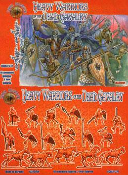 DARK ALLIANCE ALL 72014 HEAVY WARRIORS OF THE DEAD CAVALRY