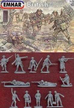 EMHAR 7201 BRITISH WWI INFANTRY TANK CREW 1916-18