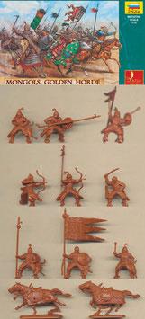 "ZVEZDA 8076 MONGOLS ""GOLDEN HORDE"" XIII-XIV. A.D."