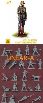 HÄT 8110 WWI German Heavy Weapons
