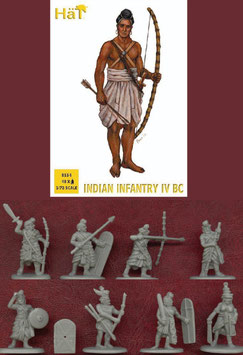 HÄT 8154 INDIAN INFANTRY IV B.C.