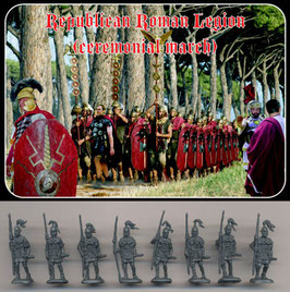 STRELETS M102 REPUBLICAN ROMAN LEGION (ceremonial march)