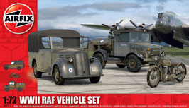 AIRFIX A03311 WWII RAF Vehicle Set 1:72