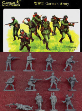 CAESAR H037 WWII GERMAN ARMY