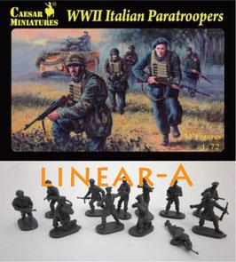 CAESAR H075 WWII ITALIAN PARATROOPERS