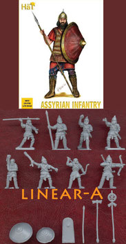 HÄT 8092 Assyrian Infantry