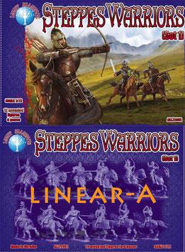 DARK ALLIANCE ALL 72051 Steppes Warriors Set 1
