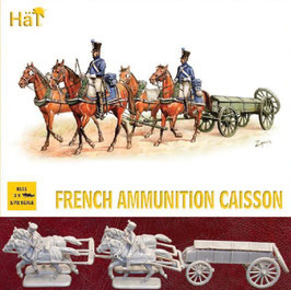 HÄT 8101 FRENCH AMMUNITION CAISSON