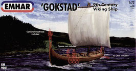 "EMHAR 9001 VIKING SHIP ""GOKSTAD"" 9th Century"