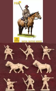 HÄT 8182 ZULU KRIEG NATAL NATIVE HORSE