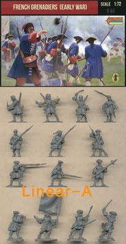 STRELETS 235 French Grenadiers (Early War)