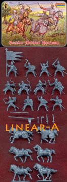 STRELETS 017 Russian Medieval Horsemen