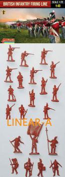 STRELETS 278 British Infantry Firing Line