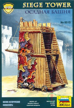 ZVEZDA 8513 Siege Tower