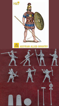 HÄT 8121 Assyrian Allied Infantry