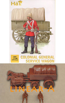 HÄT 8287 Colonial General Service