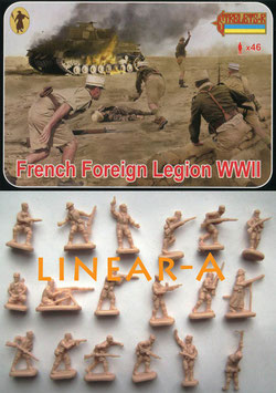 STRELETS 187 French Foreign Legion WWII