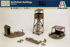 ITALERI 6130 BATTLEFIELD Buildings