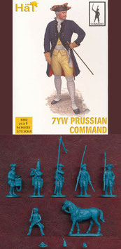 "HÄT 8282 7YW PRUSSIAN INFANTRY ""COMMAND"""
