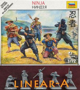 ZVEZDA 6406 Ninja