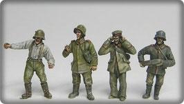 munich-Kits FHEW05 WWI Deutsche Artilleristen Set 1
