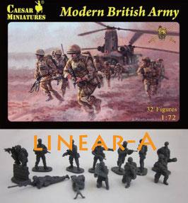 CAESAR H060 MODERN BRITISH ARMY