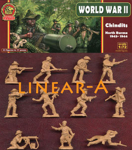 ULTIMA RATIO UR006 Chindits North Burma 1943-1944