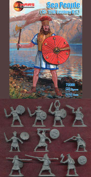 MARS  72088 SEA PEOPLES 13-12th CENTURY