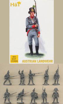 HÄT 8233 AUSTRIAN LANDWEHR