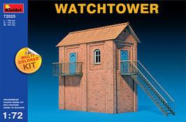 MINIART 72025  WATCHTOWER 1:72
