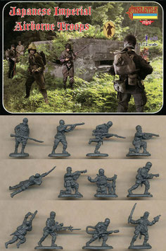 STRELETS M104 WWII JAPANESE IMPERIAL AIRBORNE TROOPS