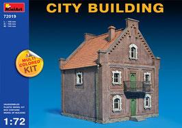 MINIART 72019  CITY BUILDING 1:72