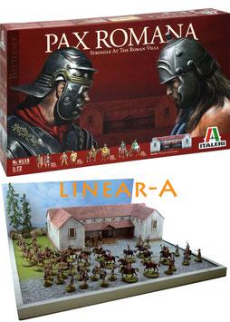 ITALERI 6115 PAX ROMANA - Kampf in der römischen Villa