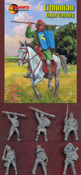MARS 72056 LITHUNIAN LIGHT CAVALRY