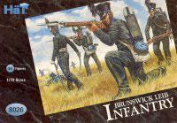 HÄT 8026 Napoleonic Brunswick Leib Battalion - Secondhand